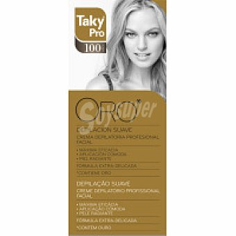 Taky Oro Crema depilatoria facial Tubo 20 ml