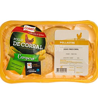 Corral Muslo pollo 1 saf