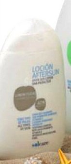 SOLCARE AFTERSUN LOCION LUMINOSIDAD BOTELLA 250 cc
