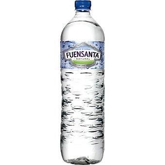 Fuensanta Agua mineral Botella 1,5 litros