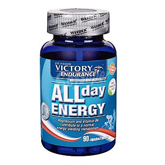 VICTORY ENDURANCE All day Energy cápsulas 90 ud