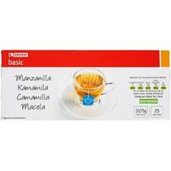 Eroski Basic Manzanilla Caja 25 sobres