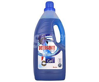 Auchan Detergente líquido para lavadora 3,975 litros