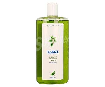 Kamel Champú al extracto de ortiga especialmente indicado para cabellos grasos 500 mililitros