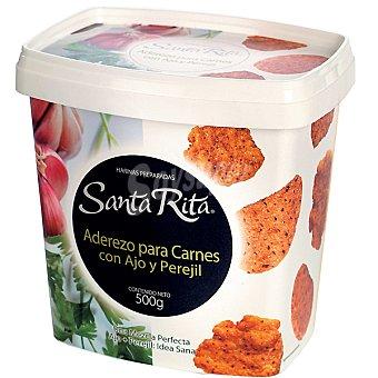 Santa Rita Aderezo para fritura de carnes con ajo y perejil  g