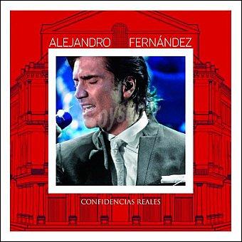 Alejandro Fernández - Confidencias Reales