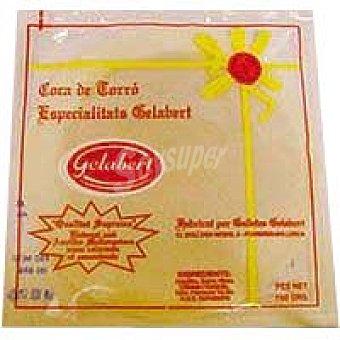 Gelabert Coca de turrón con mazapán Caja 150 g