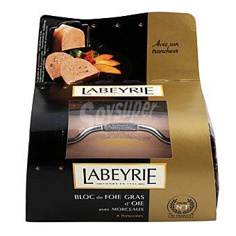 Labeyrie Bloc con trozos foie gras de oca 300 g