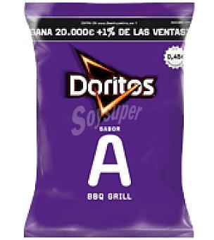 Doritos Matutano Triángulos de maíz sabor A Bbq Grill 110 g