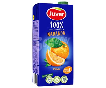 Juver Zumo de Naranja Botella 1 l