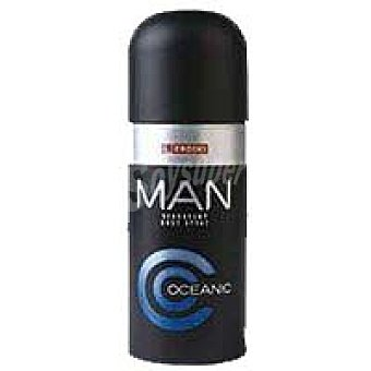 Eroski Desodorante Oceanic Spray 150 ml
