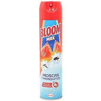 Bloom Insecticida aerosol Max moscas y mosquitos Spray 400 ml
