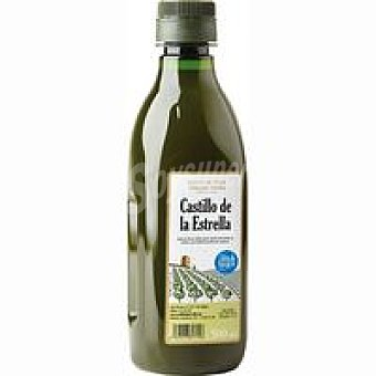 CASTILLO DE LA ESTRELLA Aceite Virgen Extra Hojiblanca 50 cl