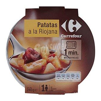 Carrefour Patatas a la riojana 240 g