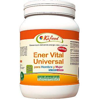 KIFOOD Concentrado natural de Ener Vital Universal para hombre y mujer en perlas Envase 1 kg