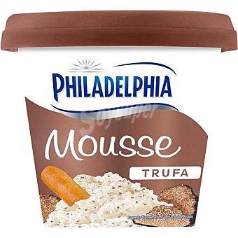 Philadelphia Mousse de queso sabor trufa  Envase 154 g