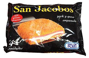 Tenedor Plata San jacobos congelados Paquete 4 unidades