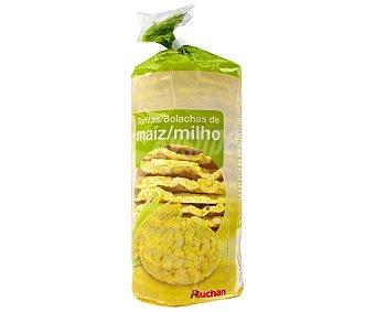 Auchan Tortitas de maíz 130 gr