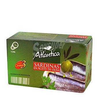 Atlántica Sardinas en aceite de oliva 120 g