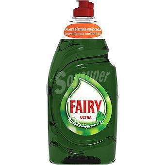 Fairy Ultra lavavajillas a mano concentrado regular Botella 850 ml