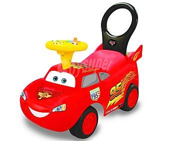 DISNEY Correpasillos Interactivo Cars 1 Unidad