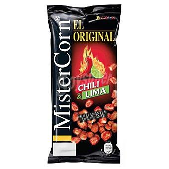 Grefusa Maíz tostado picante sabor Chili & Lima Envase 130 g