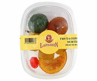 LAPASION Surtido de fruta confitada 250 gramos