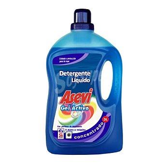 ASEVI Detergente líquido gel activo 36 lavados