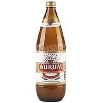 Cervezas Aurum Cerveza Botella 1 litro