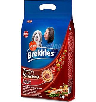 Brekkies Affinity Comida perro adulto buey, pollo, cereales y verdura 3 KG