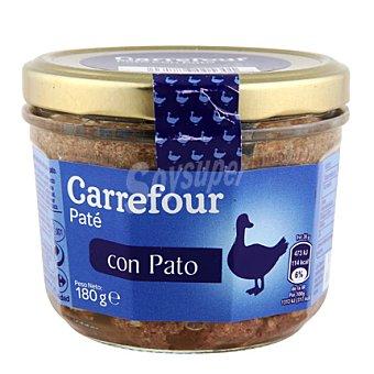 Carrefour Paté de pato 180 g
