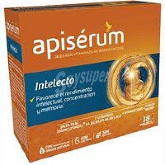 Apiserum Jalea real vitaminada intelecto caja 18 viales