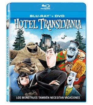Hotel Transilvania br+dvd