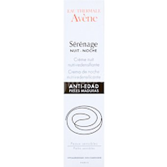 AVÉNE Serenage Crema de noche Tarro 40 ml