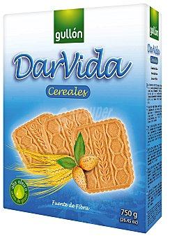 GULLÓN Darvida Galleta de cereal Caja 750 g
