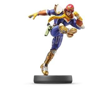 Nintendo Figura Smash Capitán Falcon AMIIBO 1 Unidad