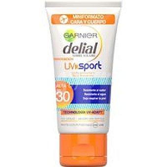 Delial Garnier Crema solar sport FP30 Tubo 50 ml