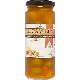 ESCAMILLA aceituna verdial partida gazpacha  frasco 198 g