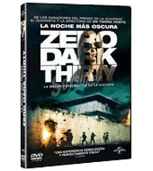 Zero dark thirty (la noche)dvd
