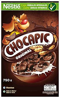 Chocapic Nestlé Cereales Chocolate 750g
