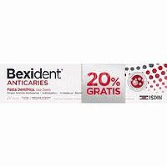 Bexident Dentífrico anticaries Tubo 125 ml