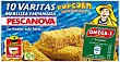 Varitas de merluza supercrujientes Caja 300 g Pescanova