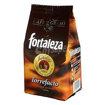 Fortaleza Café en grano torrefacto Paquete 250 g