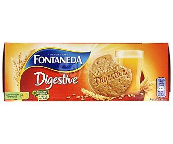 Fontaneda Galletas digestive con trigo 400 gr