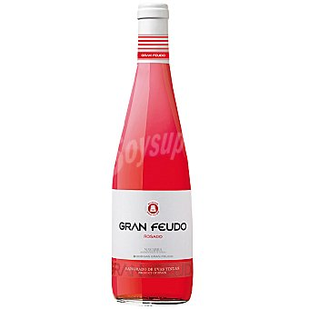 Gran Feudo Vino rosado D.O. Navarra Botella 37,5 cl