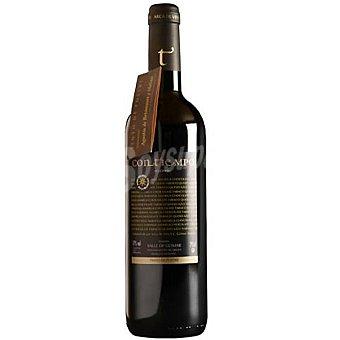 Contiempo Vino tinto dulce de postre D.O. Valle de Güimar Tenerife botella 75 cl Botella 75 cl