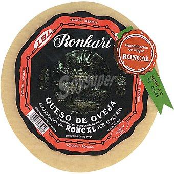 RONKARI Queso viejo de oveja D.O. Roncal  1,15 kg (Peso aproximado)