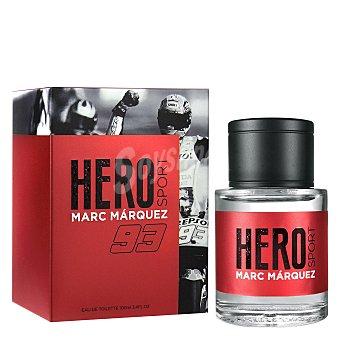 Marc Márquez Colonia para hombre hero sport 100 ml