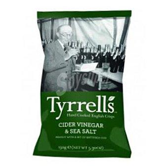 Tyrrells Patatas fritas con vinagre y sal 150 g