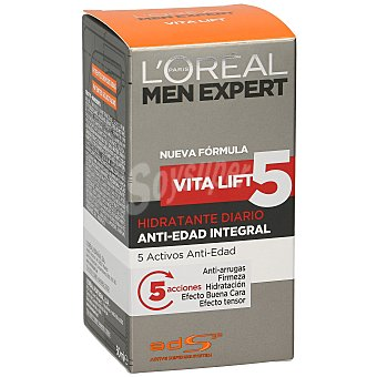 L'Oréal Men Expert Crema hidratante anti-edad vita lift 5 Bote 50 ml